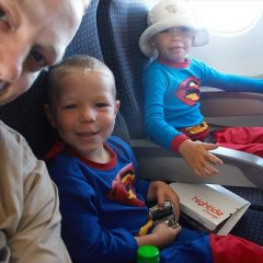 Tips for Surviving a Flight With Kids