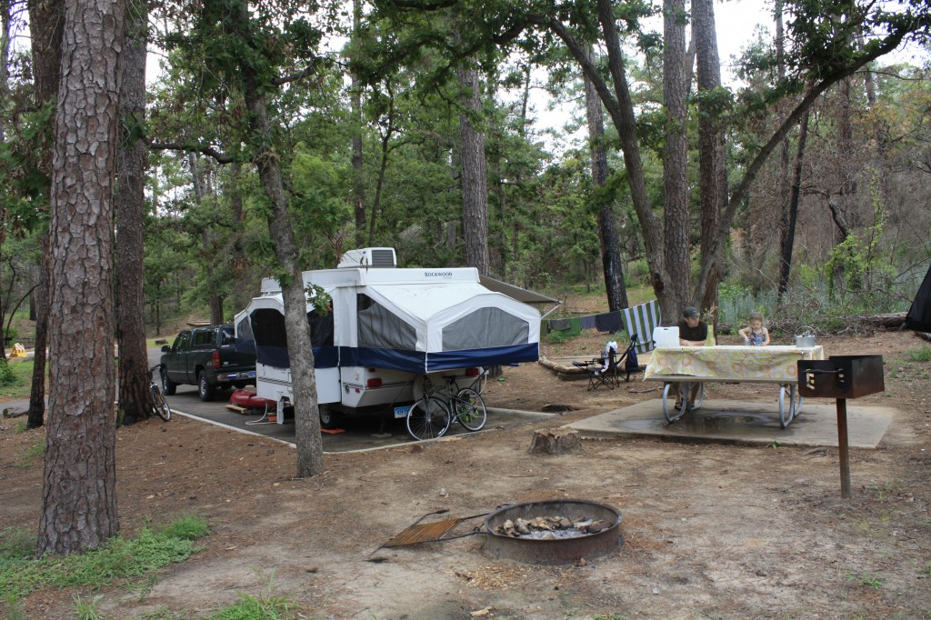 Texas Wonderful Camping Sites Travel Tips