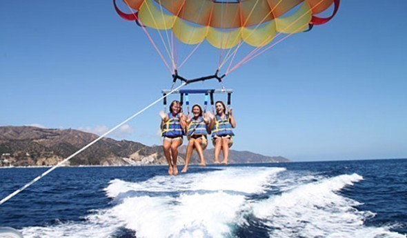 How to use a Catalina Express coupon Catalina Express offers free upgrades with gift card purchases on boat travel to the Island from multiple Southern California points. A free birthday ride with registration and promo codes is also offered. Join the Commodore Club to receive email coupons .