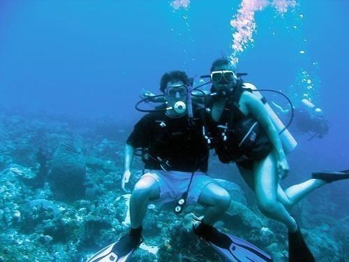 scuba diving saint lucia 3