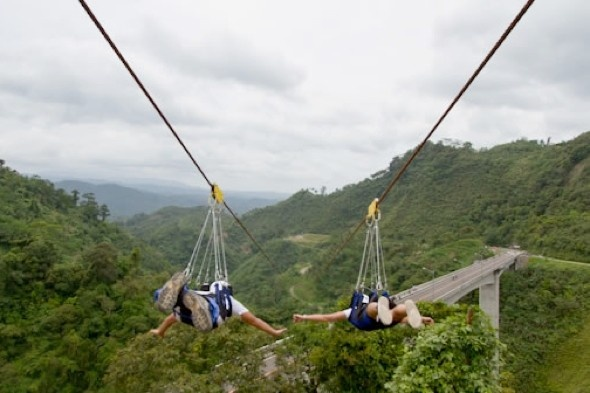 Highest Zip Line – South Africa