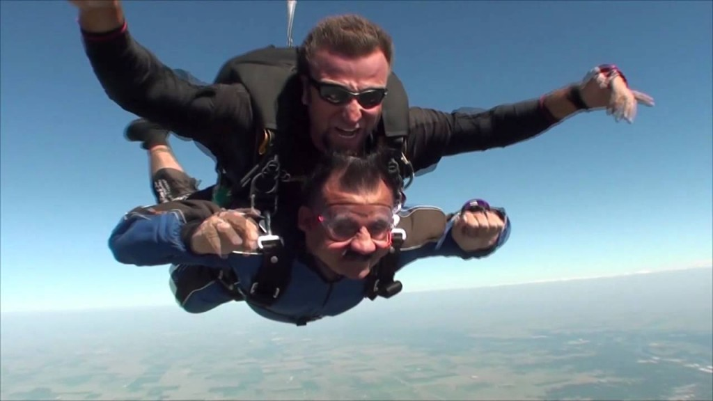 Extreme Tandem Skydiving