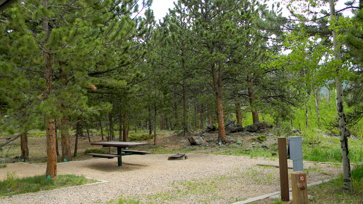 Jack's Creek Campground And Trailhead