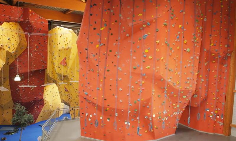 Magic Mountain – Indoor Climbing