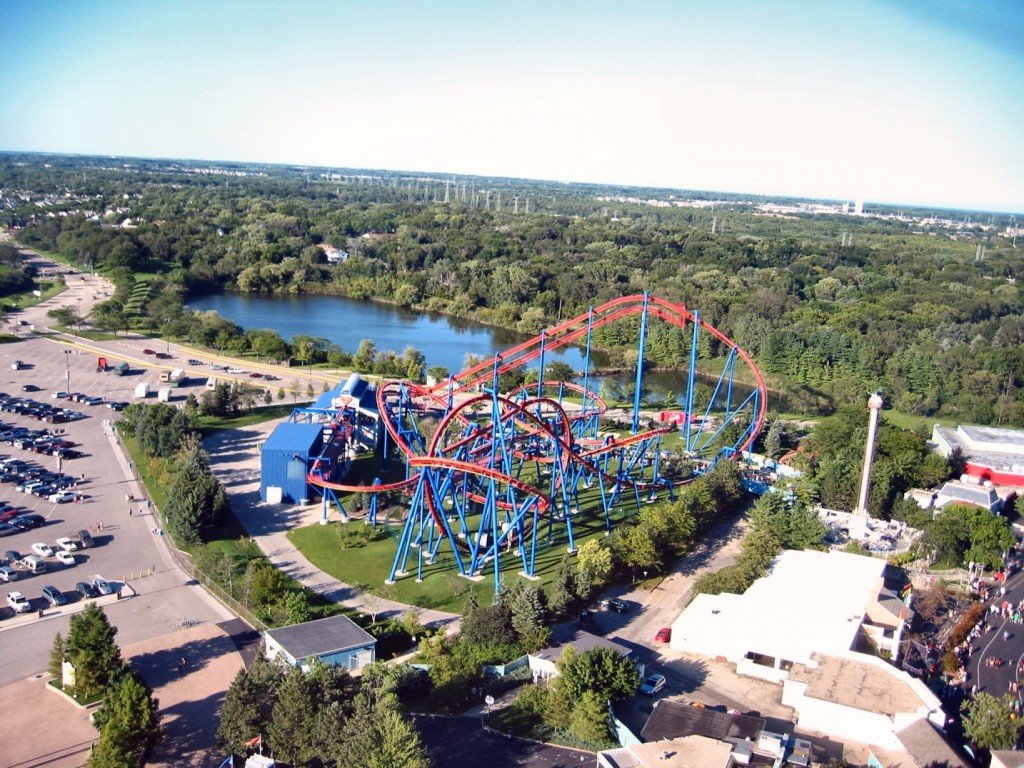 Six Flags Great America – Chicago