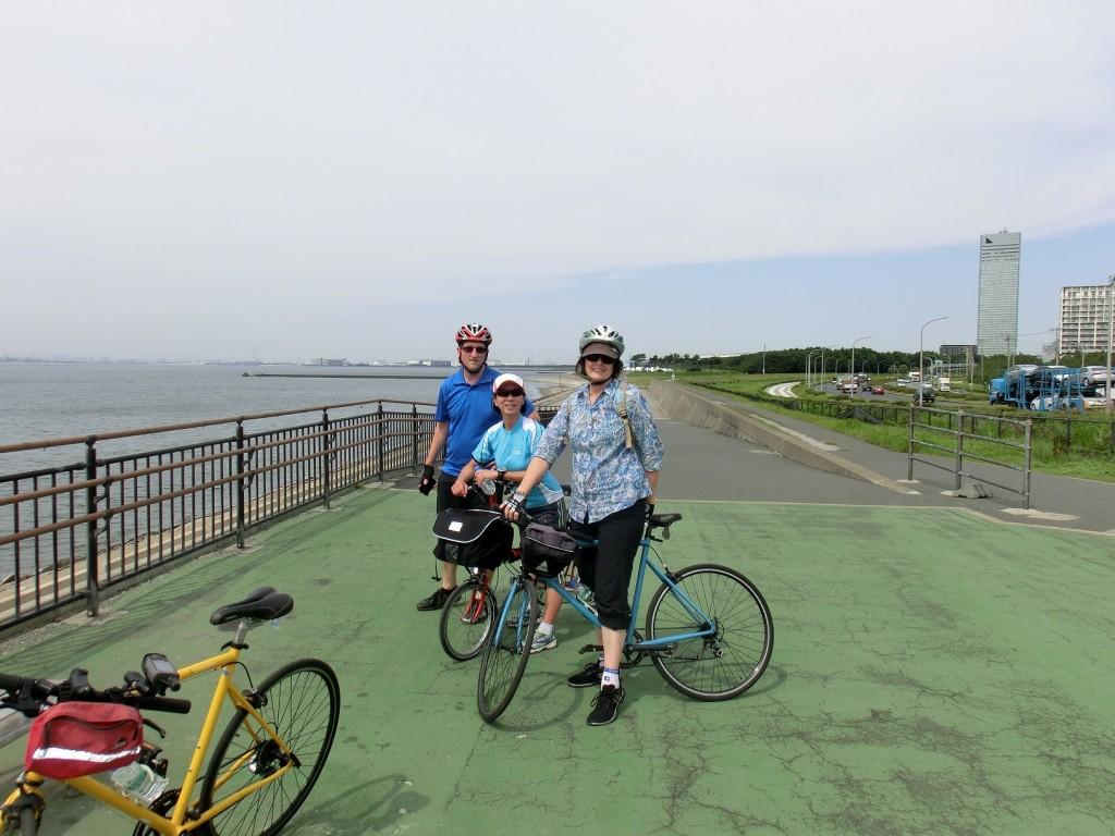 Edogawa Biking Tour