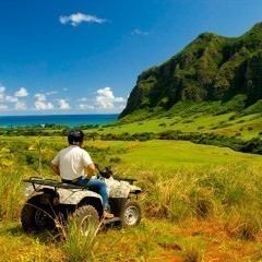 Nature Adventures In Oahu, Hawaii