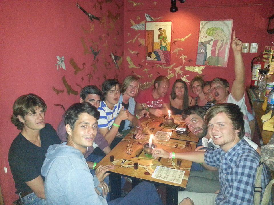 La Paz Pub Crawl