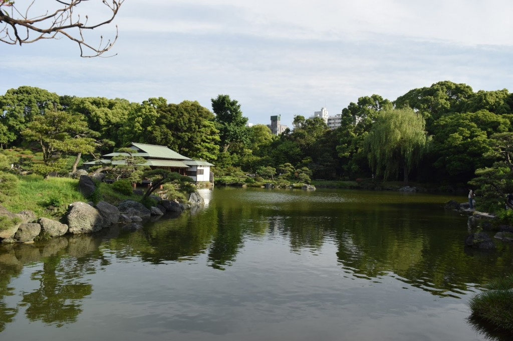 Sumo Stadium, Skytree And Kiyosumi Garden Bicycle Tour