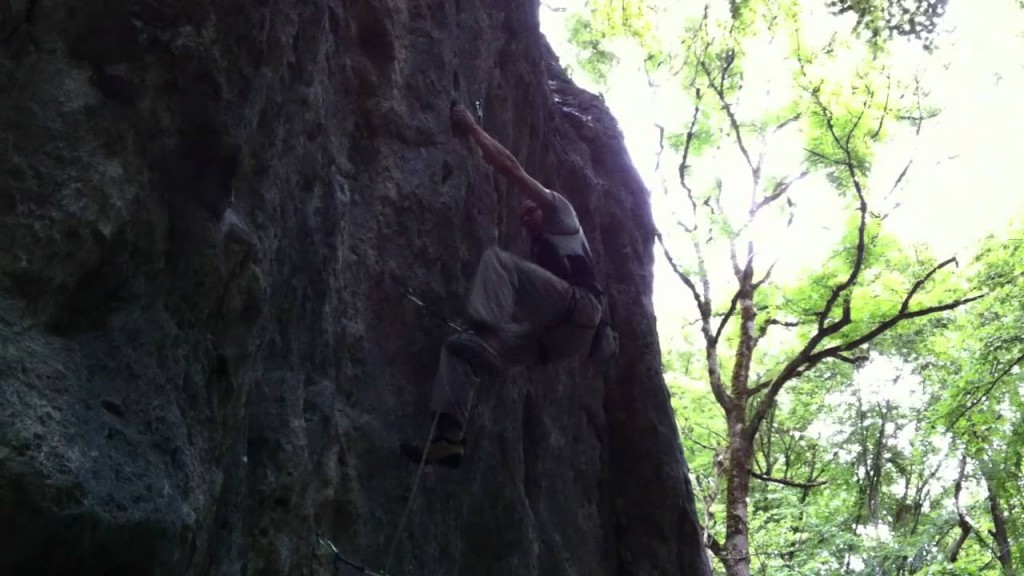 Blautal Rock Climbing