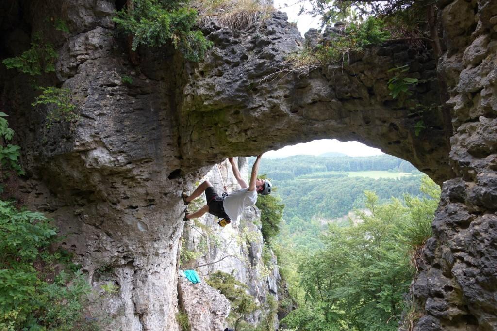 Frankenjura Rock Climbing