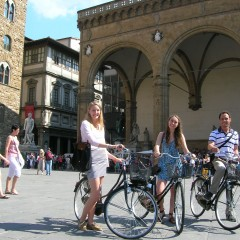 Cycling Options For Tourists In Florence, Italy