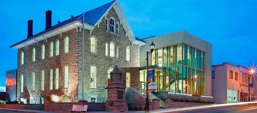 Niagara Falls History Museum
