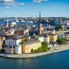 Extreme Activities In And Around Stockholm, Sweden