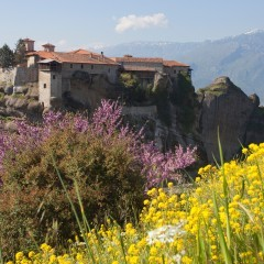 Travel Activities Available In Meteora, Greece