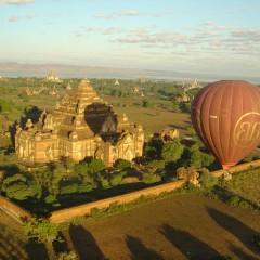 Asia's Vibrant Hot Air Balloon Spots