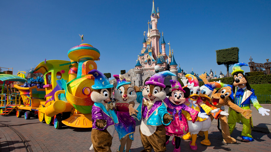 Disneyland – France