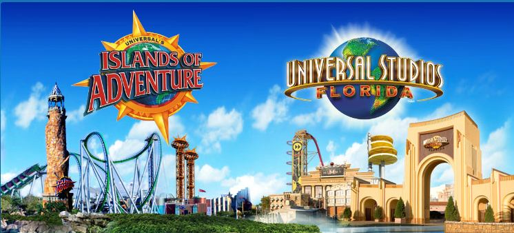 Universal Orlando's Islands Of Adventure