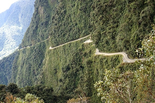 Death Road – Bolivia