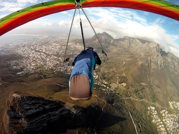 Hang Gliding In South Africa