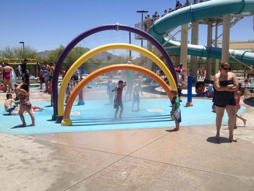 Mesquite Groves Aquatic Center