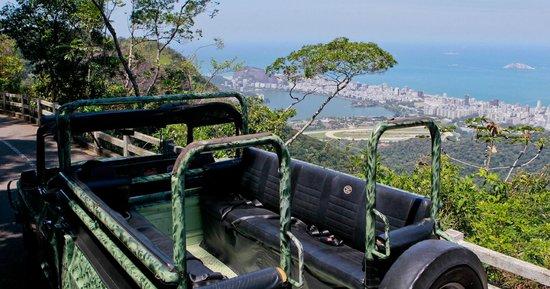 Rio de Janeiro Jeep Tour