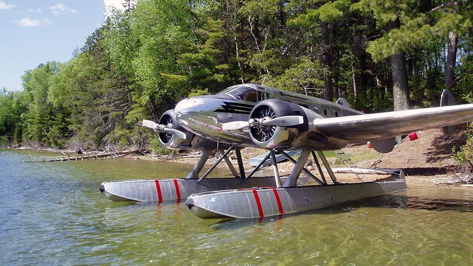 Fly-In Fishing In Ontario
