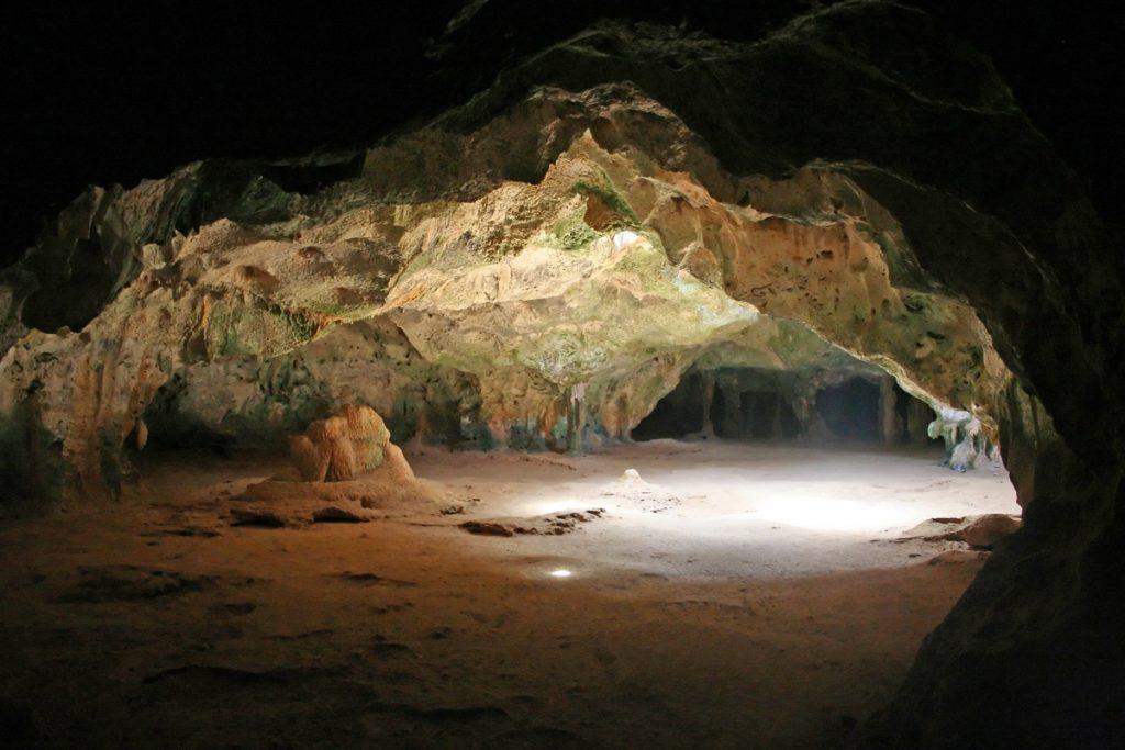 Aruba Caves