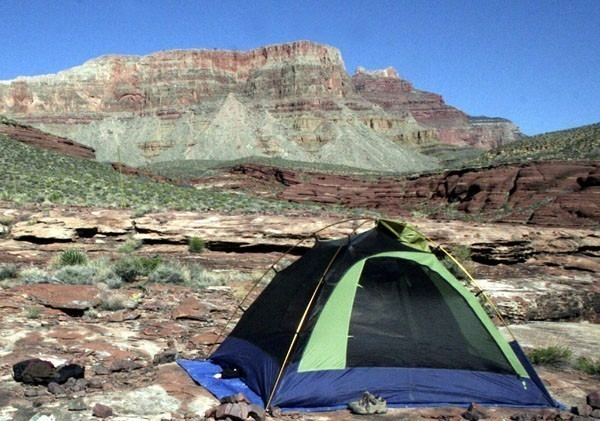 Backcountry Campgrounds Grand Canyon