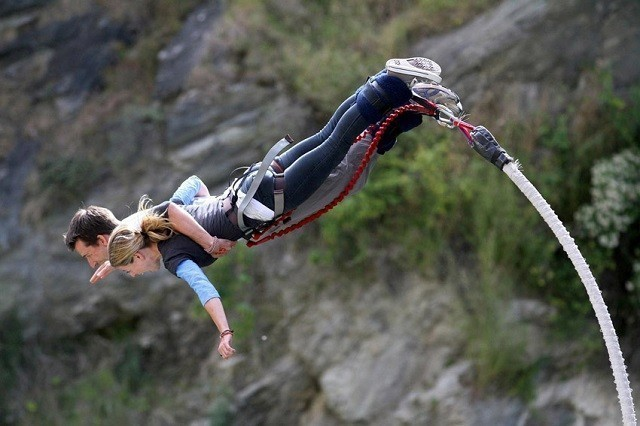 Bungee Jumping in Lonavala