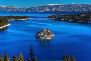 Lake Tahoe's Hidden Fishing Spots