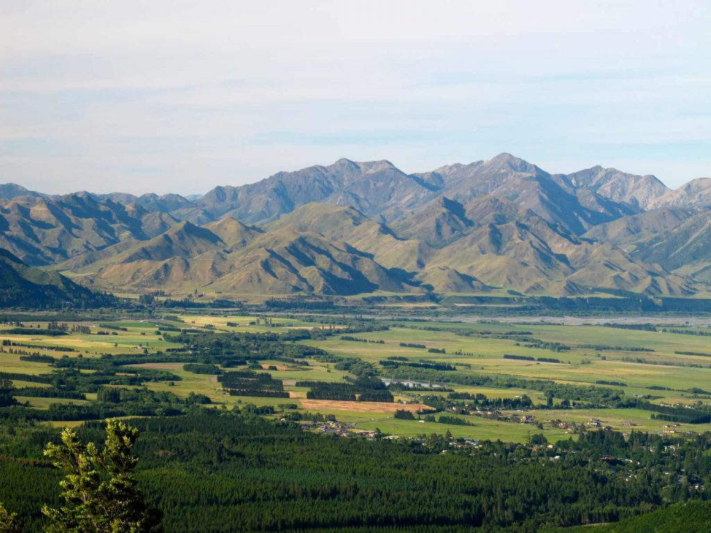 Mount Isobel, Hanmer Springs
