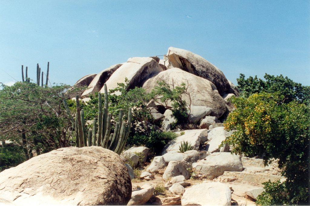 Rock Formations aruba