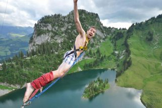 The Highest Bungee Jumping Locations in the United States
