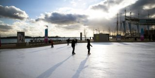Experiencing Outdoor Skating Rinks In Toronto