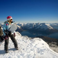 Where To Go Snowboarding in New Zealand's South Island