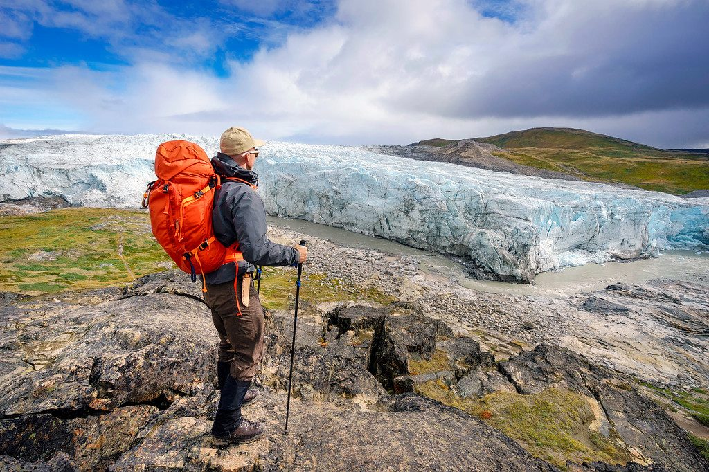 General Information About The Arctic Circle Trail