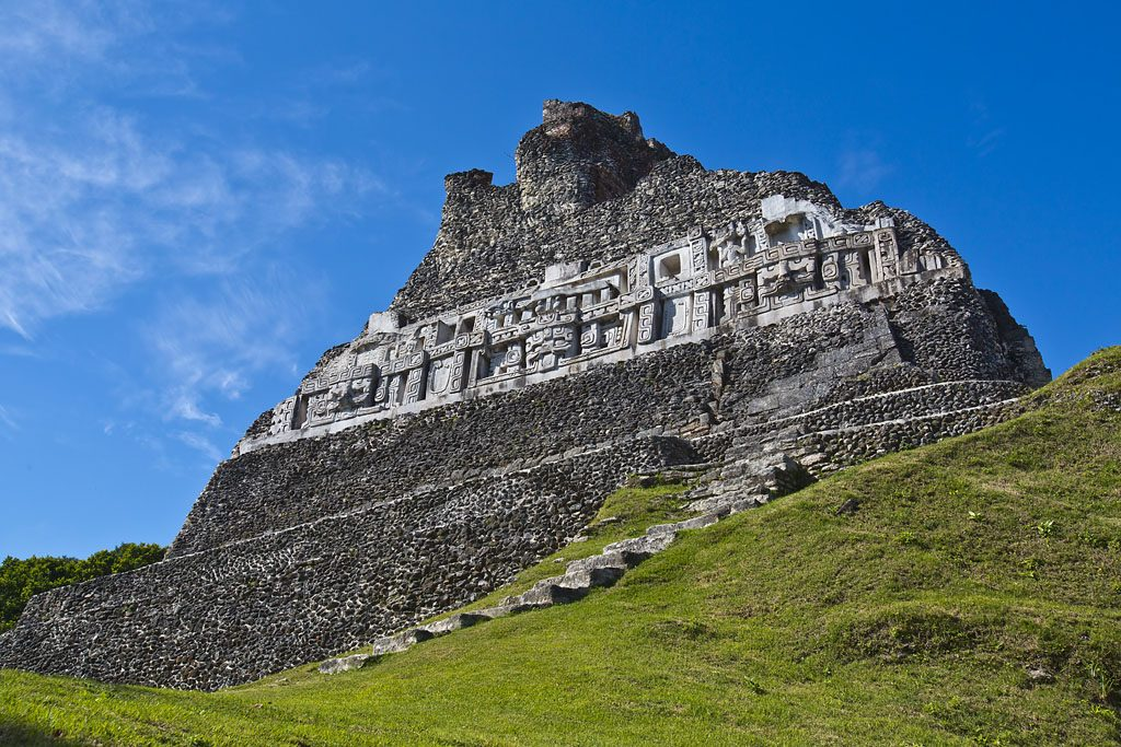 Hiking, Biking And Visiting Ruins In Belize