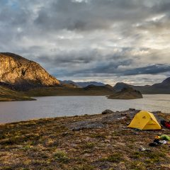 Greenland's Trekking The Arctic Circle