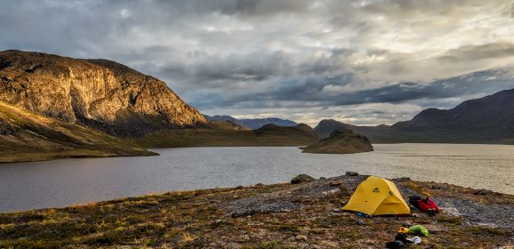 Arctic Circle Trail Trekking In Greenland