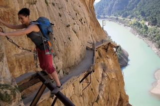 Most Dangerous Hiking Trails To Die For In The World