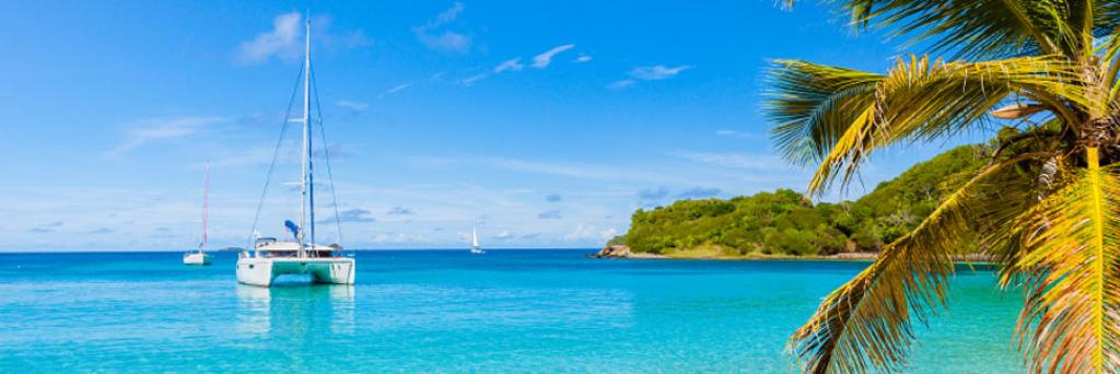 Sailboats In The Caribbean: Best Places To Learn To Sail In The Caribbean • Travel Tips