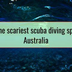 3 of the scariest scuba diving spots in Australia
